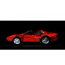 Art Photo Ferrari 328 GTS