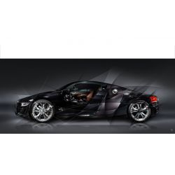 Photographie d'art Audi R8