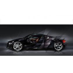 Audi R8 Art Photography