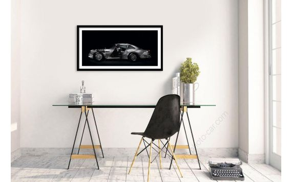 Aston Martin DB5 Photo | Signed & Limited Fine art print