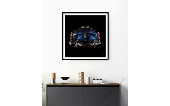 Ferrari 250 GTE Photo Photo - Signed & Limited Photography