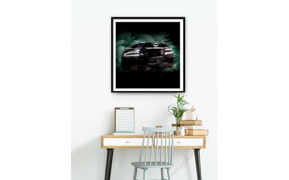 Aston Martin DBS Photo - Signed & Limited Photography