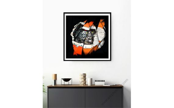 Watches & Haute horlogerie Richard Mille RM 27-02 Rafael Nadal, Signed & Limited fine art print
