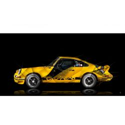 Art Photography Porsche 911 2.7 RS II
