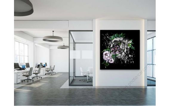 Photo d'art Montre & Horlogerie Richard Mille RM19-01 Tourbillon Fleur