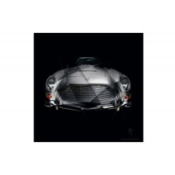 Art photography Aston Martin DB5