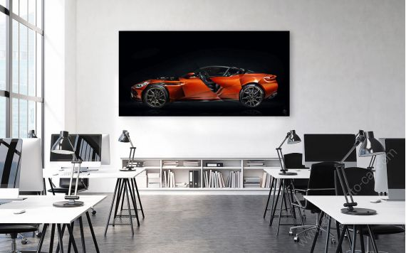 Aston Martin DB11 Photo | Signed & Limited art Photography