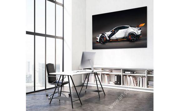 Aston Martin GT12 Photo | Photographie d'art signée & limitée