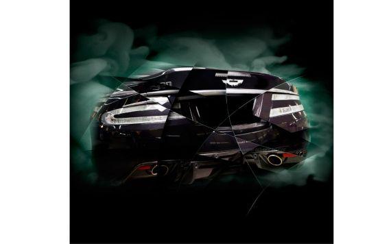 Aston Martin DBS Photo | Photographie d'art signée & limitée