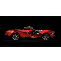 Photographie d'art Corvette C1 IV