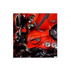 Art photography Corvette C1III