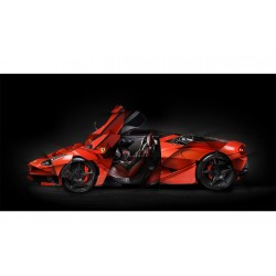 Art photography Laferrari I