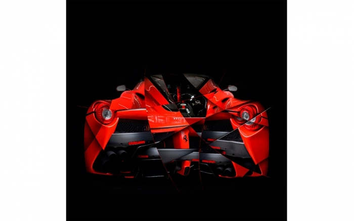LaFerrari - Signed & Limited Art photography