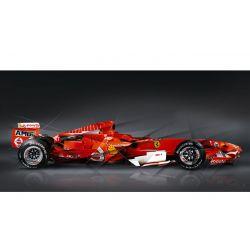 Art photography Formula 1 Ferrari