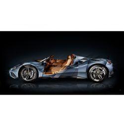 Art photography Ferrari 488 Tailor Made