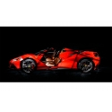 Art photography Ferrari 488 SPIDER