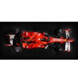 Photographie d'art Formule 1 Ferrari F248