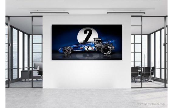 Tyrrell 003 Photographie d'art