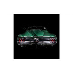 Photo d'art FORD MUSTANG III