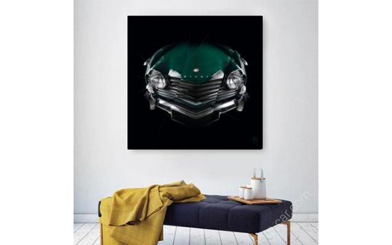 Triumph TR4 - Art photography Signed & Limited