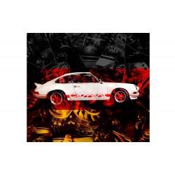Art photography Porsche Carrera RS 911