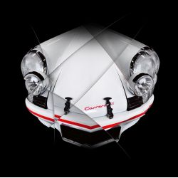 Art photography Porsche 911 2.7 RS