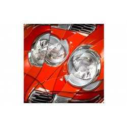 Art Photography Porsche 911 Signed