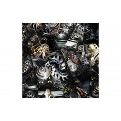 Art photography Porsche Motor