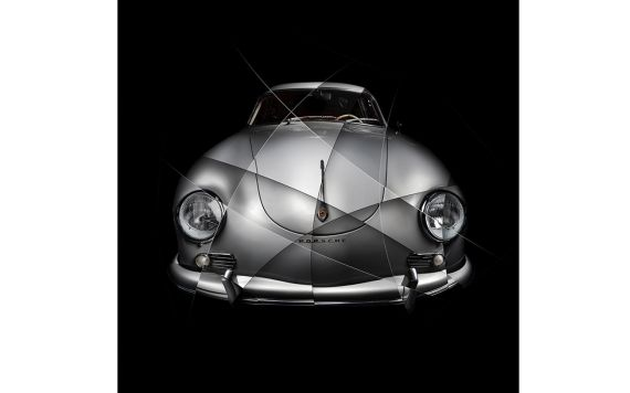 Porsche 356 A Carrera GS 1500 limited edition photography