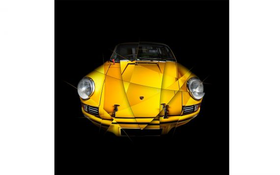 Porsche 911 2,7 RS I Photographie d'Art