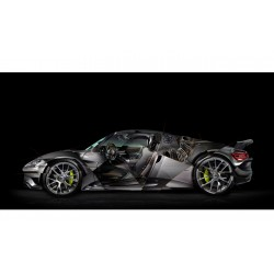 Art Photography Porsche 918
