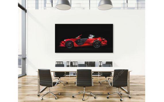 Porsche 911 Targa GTS - Signed & Limited Art Photography