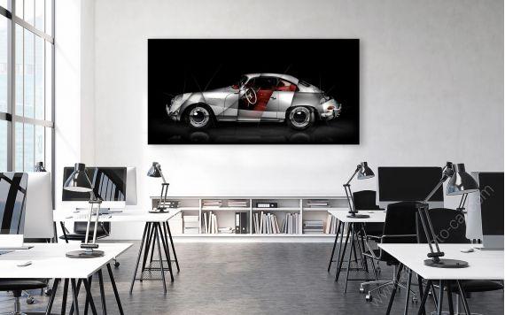 Porsche 356 A Carrera GS 1500 limited edition
