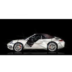 Photographie d'Art Porsche 911 997 Cabriolet