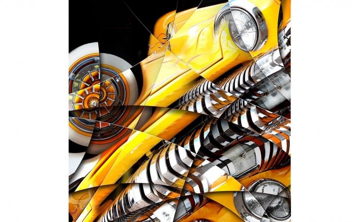 Mercury Photographie d'art automobile
