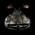 Art photography Mercedes SLS I