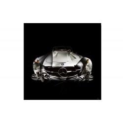 Art photography Mercedes 300SL I Roadster