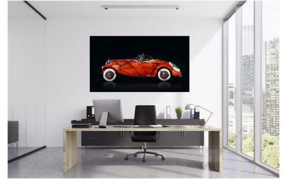 Photographie d'Art Mercedes 290 Roadster II