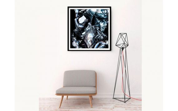 Motor - Fine Art Print Signed & Limited
