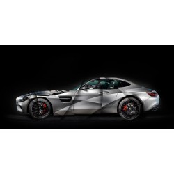 Photographie d'Art Mercedes GT AMG II