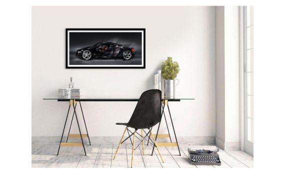 Audi R8 Photographie d'art