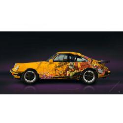 Tableau Porsche 911 930 Pop Art
