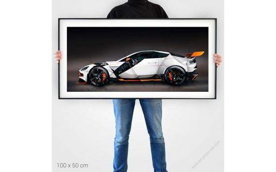 Aston Martin GT12 Photo | Tirage d'art signé & limité