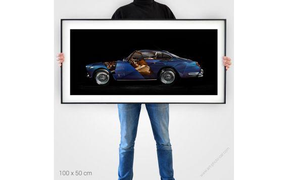 Ferrari 250 GTE Photo - Tirage d'art signé & limité