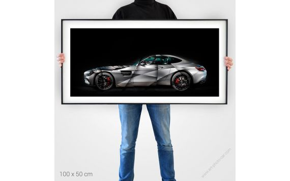 Mercedes AMG GT Photo - Signed & Limited Photography