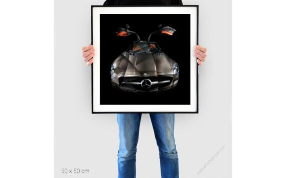 Photo d'art Mercedes SLS I