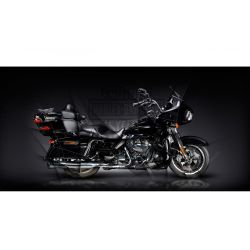 Harley Davidson Road Glide Ultra Photographie d'Art