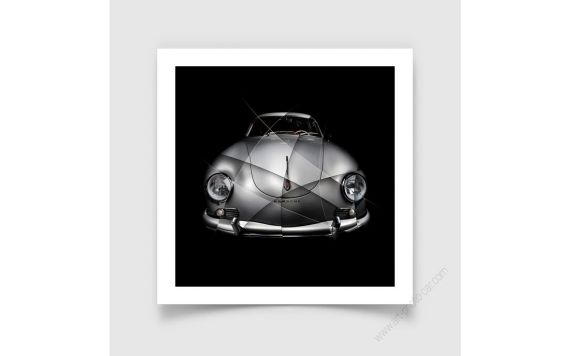 Porsche 356 A Carrera GS 1500 limited edition Fine Art Print