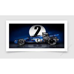 Tirage d'art Tyrrell 003