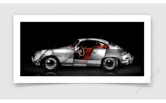 Porsche 356 A Carrera GS 1500 limited edition